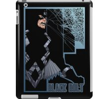 Black Bolt iPad Case/Skin