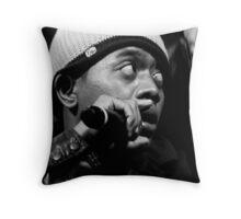 Hip Hop artiste Throw Pillow