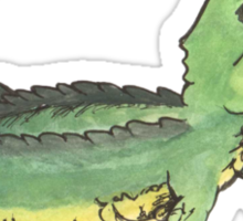 Happy Gator Sticker
