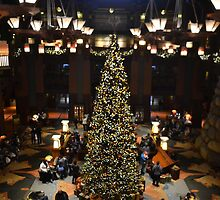 Grand Christmas  by disneydreamers