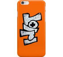 Idiot Graffiti iPhone Case/Skin
