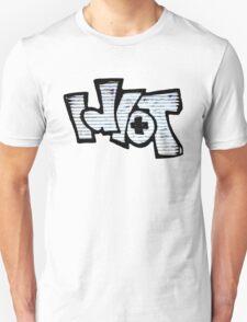 Idiot Graffiti T-Shirt