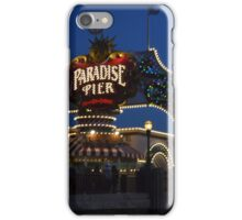 Paradise Bay at Sunset iPhone Case/Skin