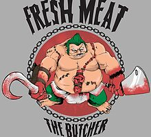 Fresh Meat by Akiwa