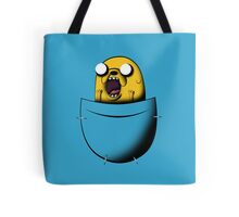 Adventure Time - Jake in my Pocket Tote Bag