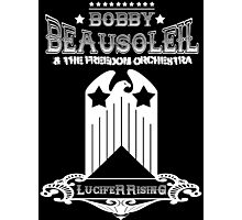 Bobby Beausoleil Lucifer Rising Design  Photographic Print