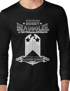 Bobby Beausoleil Lucifer Rising Design  Long Sleeve T-Shirt