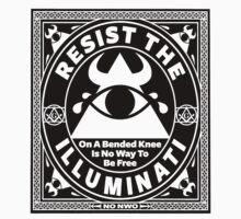 Resist The Illuminati by IlluminNation