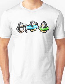 Penguin Summer Unisex T-Shirt