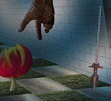 TULIP GARDEN by Paul Quixote Alleyne