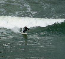 surfer dude by Lenny La Rue, IPA