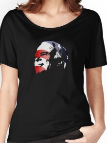 McCain Pop Art Women's Relaxed Fit T-Shirt