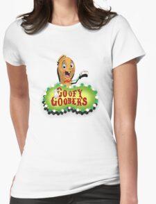 Goofy Goobers Womens Fitted T-Shirt