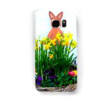 Easter Greetings Samsung Galaxy Case/Skin