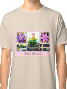 Easter Greetings Classic T-Shirt