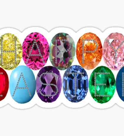 Happy Easter! Sticker
