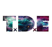 TDE Trippy Nebula Photographic Print
