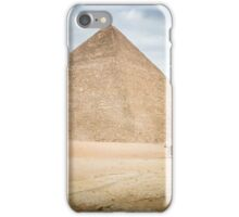 The Great Pyramid of Khufu at Giza iPhone Case/Skin