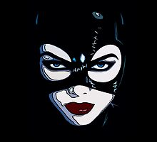Catwoman by gymstedhead