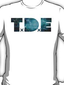 TDE Crab Nebula Teal T-Shirt