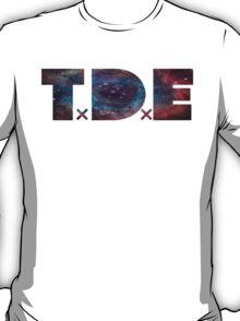 TDE Hypnotic Nebula T-Shirt
