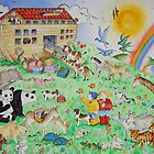 Noah's Ark by RuthBaker