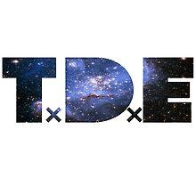 TDE Blue Dream Nebula by Telic