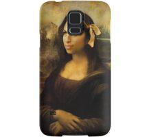 Gioconda Winehouse Samsung Galaxy Case/Skin