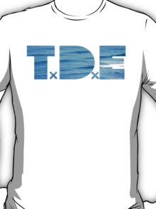 TDE Ocean Blue Waves T-Shirt