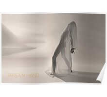 TAKE MY HAND (CARD) Poster
