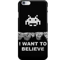 Invader X iPhone Case/Skin
