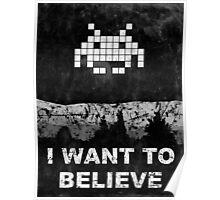 Invader X Poster