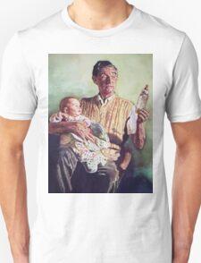 Babysitting Unisex T-Shirt