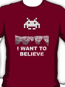 Invader X T-Shirt
