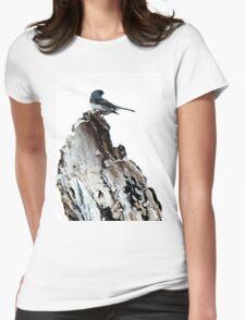 One Little Bird Womens Fitted T-Shirt