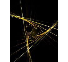 Strings Of Gold Photographic Print