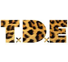 TDE Leopard Pattern by Telic