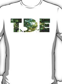 TDE Green Specks Glare T-Shirt