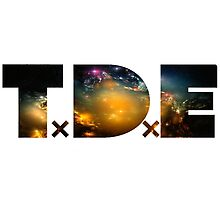 TDE Nebulae by Telic