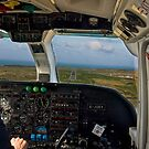 Short Final - Alderney by NeilAlderney