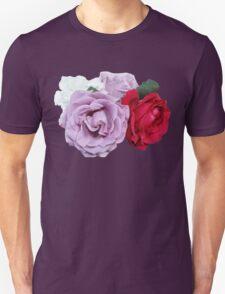 Bouquet of Garden Roses - Hipster/Pretty/Trendy Flowers Unisex T-Shirt