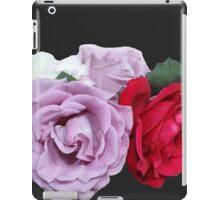 Bouquet of Garden Roses iPad Case/Skin