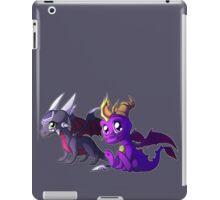 Chibi Spyro and Cynder iPad Case/Skin