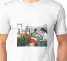 Менинг Яхши Кўрган Бозорим Unisex T-Shirt