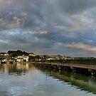 Bideford Panoramic by Robert Kendall