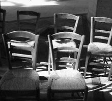 Ste. Eustache chairs by Tony Dempsey