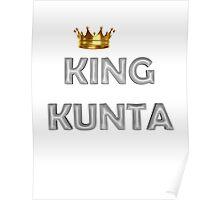 King Kunta Crown Poster