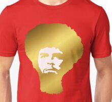 Afro Che in gold Unisex T-Shirt