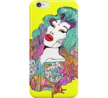 Amanda Lepore Galactic Barbie iPhone Case/Skin