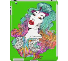 Amanda Lepore Galactic Barbie iPad Case/Skin